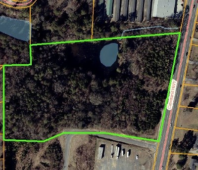 Chatsworth, Eton, Cohutta, Varnell, Dalton, Ringgold, Rocky Face, Tunnel Hill Residential Lots & Land For Sale: 2615 Cleveland Hwy