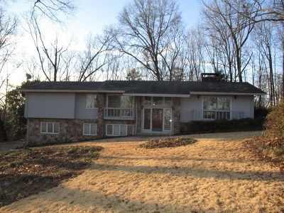 Cohutta, Varnell Single Family Home For Sale: 4267 Country Way