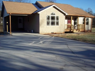 Cohutta, Varnell Single Family Home For Sale: 161 Stadium Way