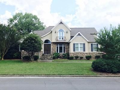 Dalton Single Family Home For Sale: 1815 Marthas Bridge Road