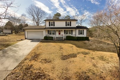 Dalton Single Family Home For Sale: 102 Lakeview Drive