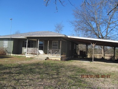 Single Family Home For Sale: 2389 Tennga Gregory Road