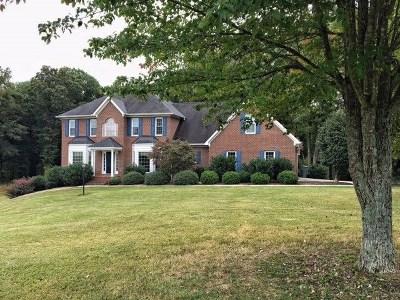 Dalton Single Family Home For Sale: 1135 Glen Cove Drive