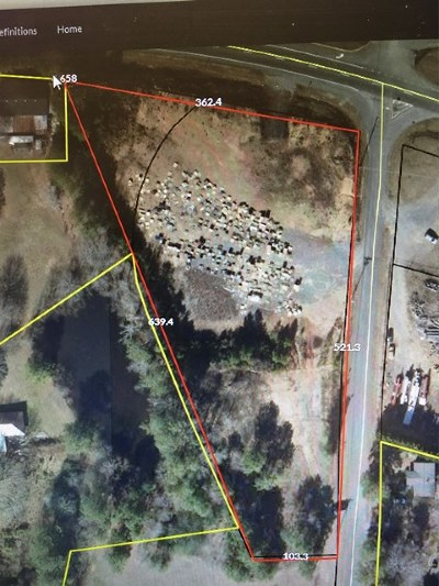Chatsworth, Eton Residential Lots & Land For Sale: 00 Hwy 52
