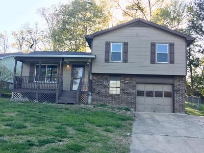 Ringgold Single Family Home For Sale: 1570 Baggett Road
