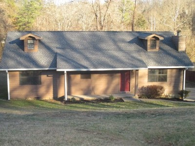 Ringgold Single Family Home For Sale: 247 Battlefield Drive