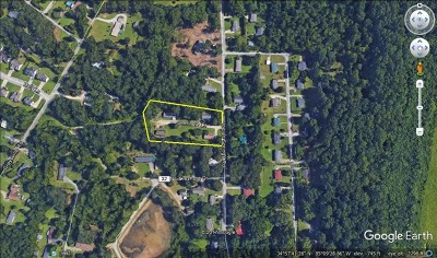 Ringgold Multi Family Home For Sale: Seminole Road