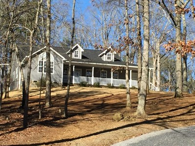 Chatsworth, Eton Single Family Home For Sale: 391 Pinhook Rd