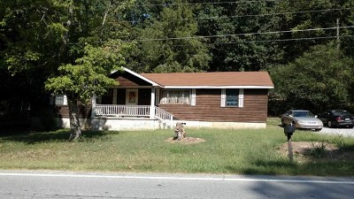 Ringgold Single Family Home For Sale: 4455 Hwy 41