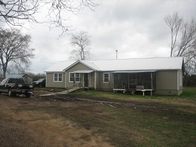 Resaca Single Family Home For Sale: 3091 Nicklesville Road
