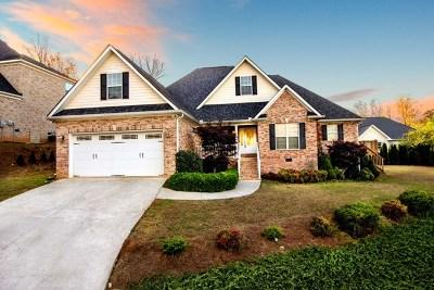 Dalton Single Family Home For Sale: 1241 Covie Drive