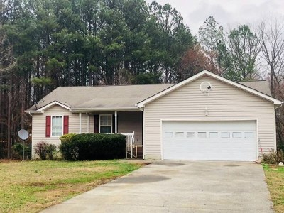 Cohutta, Varnell Single Family Home For Sale: 219 Tag Drive