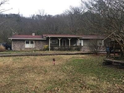 Ringgold Single Family Home For Sale: 72 Herb Fry Drive