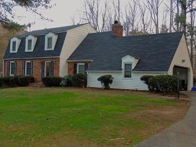 Dalton Single Family Home For Sale: 103 Lisa Lane