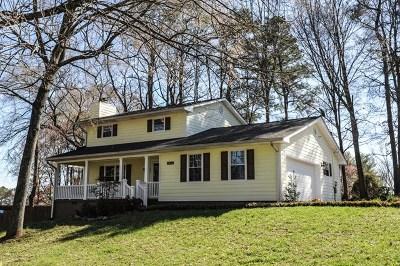 Dalton Single Family Home For Sale: 2434 Shahn Drive