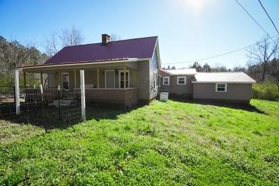 Dalton Single Family Home For Sale: 668 SE Womack Rd