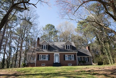 Dalton Single Family Home For Sale: 936 Hardwick Circle