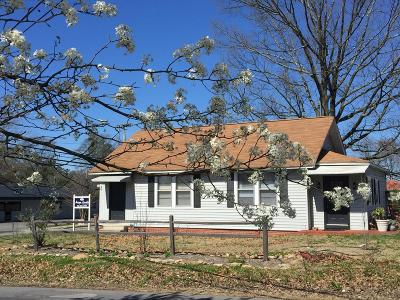 Catoosa County, Whitfield County, Murray County Commercial For Sale: 1127 Thornton Avenue S