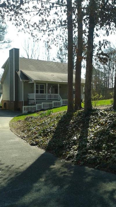 Chatsworth, Eton Single Family Home For Sale: 946 Fort Mountain Drive