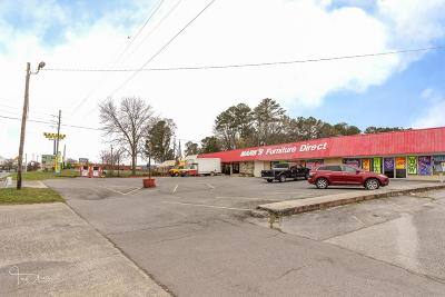 Catoosa County, Whitfield County, Murray County Commercial For Sale: 2523 E Walnut Avenue