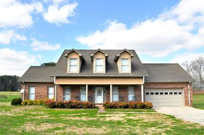 Chatsworth, Eton Single Family Home For Sale: 10095 S Hwy 225
