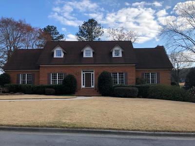 Dalton Single Family Home For Sale: 1909 Richland Lane