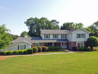 Dalton Single Family Home For Sale: 1809 Oakmont Drive