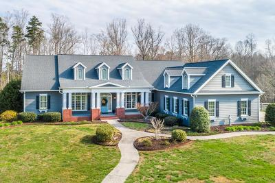 Ringgold Single Family Home For Sale: 4671 Bandy Road