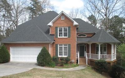 Dalton Single Family Home For Sale: 2000 Chatham Drive