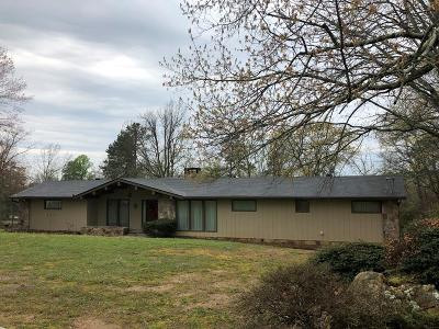Rocky Face, Tunnel Hill Single Family Home For Sale: 175 Blue Mountain Parkway