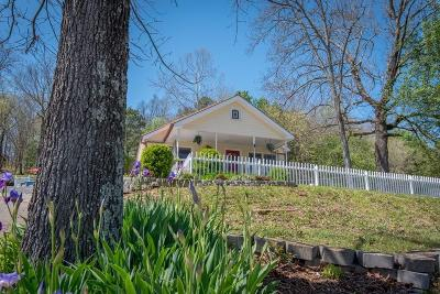 Rocky Face, Tunnel Hill Single Family Home For Sale: 434 Sam Love Road