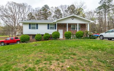 Rocky Face, Tunnel Hill Single Family Home For Sale: 2919 Rebecca Circle