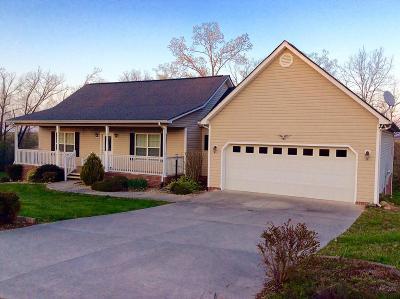 Dalton Single Family Home For Sale: 2017 Ashley Lane