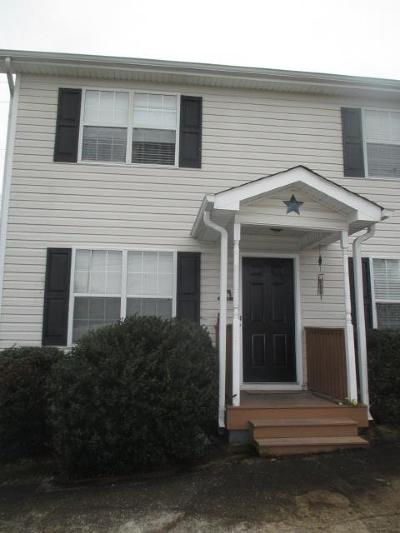 Ringgold Single Family Home For Sale: 5 #a-7 Arrowhead Drive