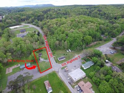 Catoosa County, Whitfield County, Murray County Commercial For Sale: 105 Spring Street