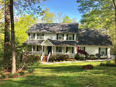 Cohutta, Varnell Single Family Home For Sale: 320 Charolais Trail