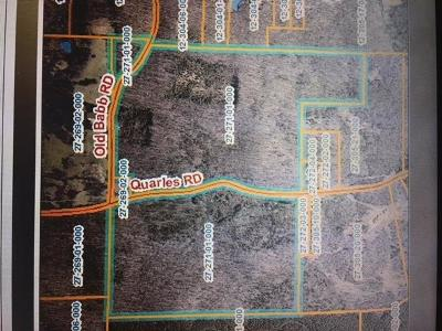 Rocky Face, Tunnel Hill Residential Lots & Land For Sale: 00 Old Babb Rd