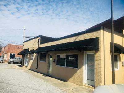 Catoosa County, Whitfield County, Murray County Commercial For Sale: 400 Hamilton Street N