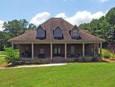 Cohutta, Varnell Single Family Home For Sale: 220 Barnard Road