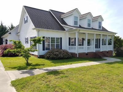 Dalton Single Family Home For Sale: 504 Evie Way