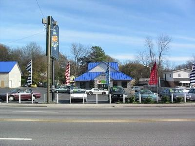 Catoosa County, Whitfield County, Murray County Commercial For Sale: 704/710 Glenwood Avenue