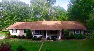 Dalton Single Family Home For Sale: 4009 Pinewood Drive