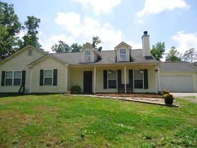 Chatsworth, Eton Single Family Home For Sale: 561 Muscadine Lane