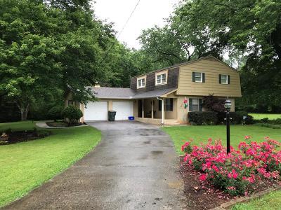 Dalton Single Family Home For Sale: 1903 Mountain Brook Drive