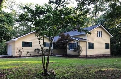 Cohutta, Varnell Single Family Home For Sale: 557 Old Hollow Trail