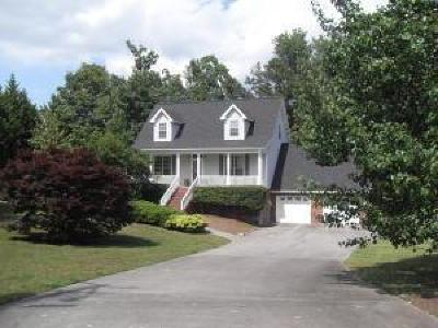 Rocky Face, Tunnel Hill Single Family Home For Sale: 501 Terrace Lane