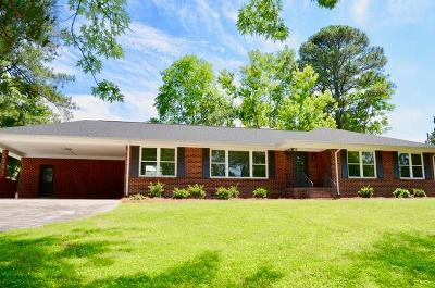 Dalton Single Family Home For Sale: 1213 Vanderbilt Drive