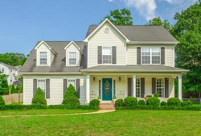 Ringgold Single Family Home For Sale: 2392 Swanson Rd