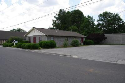 Catoosa County, Whitfield County, Murray County Commercial For Sale: 411 Central Avenue