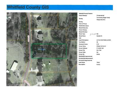 Rocky Face, Tunnel Hill Residential Lots & Land For Sale: 2507 Quarles Road